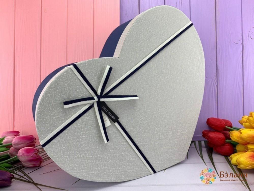 "Коробка в форме сердца ""Simple"" - Belany.com.ua"
